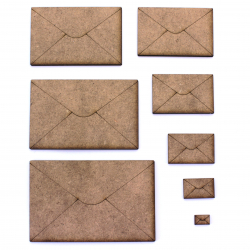 Envelope Craft Shape