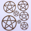 Pentagram Craft Shape