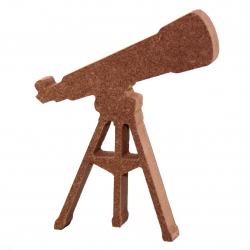 Free Standing Telescope Shape