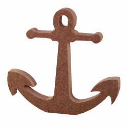 Free Standing Anchor Shape