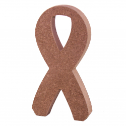 Free Standing Support Ribbon Shape