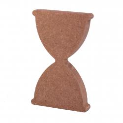 Free Standing Hourglass Shape