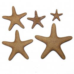 Starfish Craft Shape