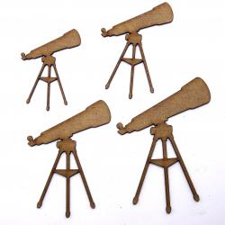 Telescope Craft Shape