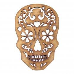 MDF Sugar Skull