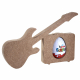 Free Standing Guitar and Amp Egg Holder