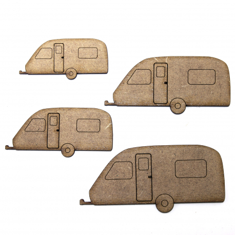 Caravan Craft Shape