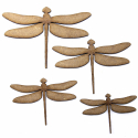 Dragonfly Craft Shape