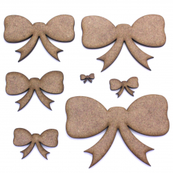 Bow Craft Shape