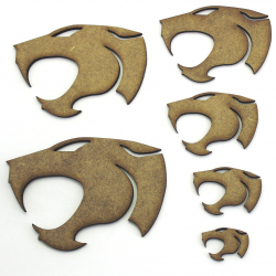 Batman Craft Shape