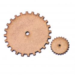 Cog Craft Shape No.1