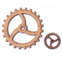 Cog Craft Shape No.7