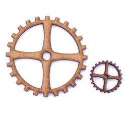 Cog Craft Shape No.8