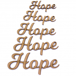 Hope Craft Shape