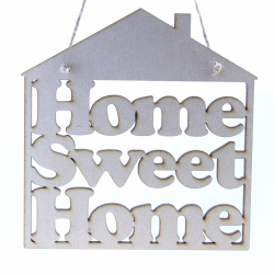 Home Sweet Home Hanging Decoration