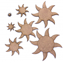 Sun Craft Shape