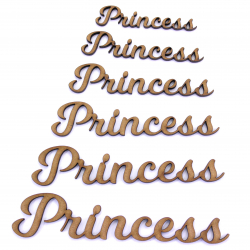 Princess Craft Shape