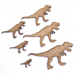 Tyrannosaurus Rex Craft Shape