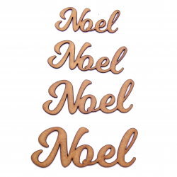 Noel Craft Shape