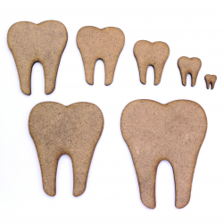 Tooth Craft Shape