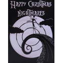 Nightmare Before Christmas Card