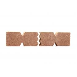 Free Standing Christmas Cracker Shape