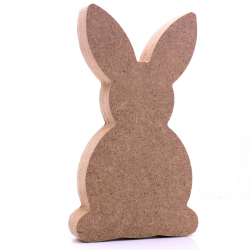 Free Standing Bunny Shape