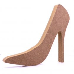 Free Standing Stiletto Shape