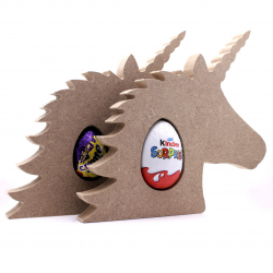 Free Standing Unicorn Egg Holder