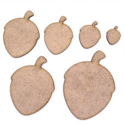 Acorn Craft Shape