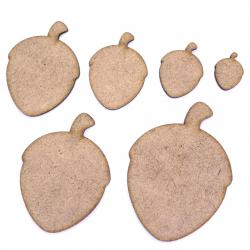 Acorn Craft Shape