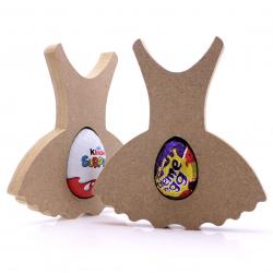 Free Standing Tutu Egg Holder