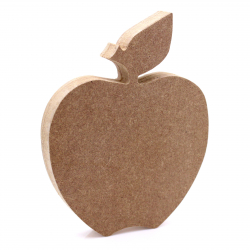 Free Standing Apple Shape