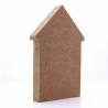 Free Standing Beach Hut Shape