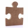 Free Standing  Jigsaw Piece Shape