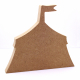 Free Standing Circus Tent Shape