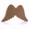 Free Standing Angel Wings Shape