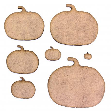 Pumpkin Craft Shape