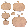 Pumpkin Craft Shape