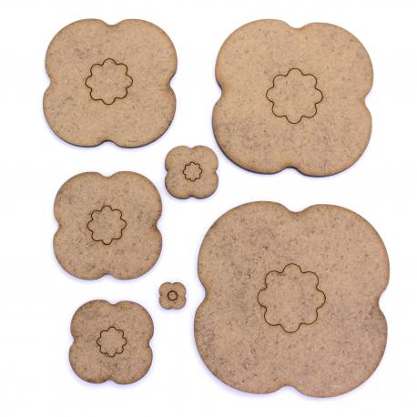 Poppy Craft Shape