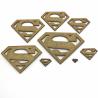 Superman Craft Shape