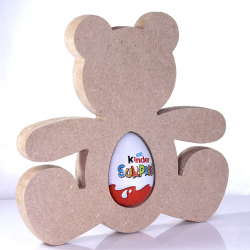 Free Standing Teddy Egg Holder