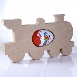Free Standing Train Egg Holder