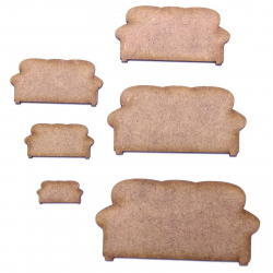Sofa Craft Shape