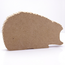Free Standing Hedgehog Shape