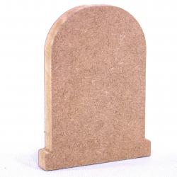 Free Standing Gravestone Shape