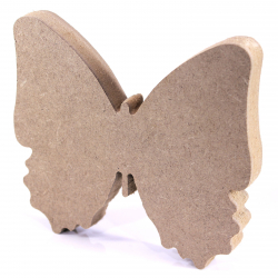 Free Standing Butterfly Shape