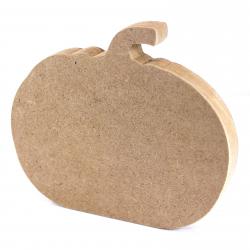 Free Standing Pumpkin Shape