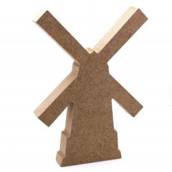 Free Standing Windmill Shape