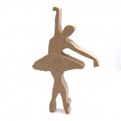 Free Standing Ballerina Shape